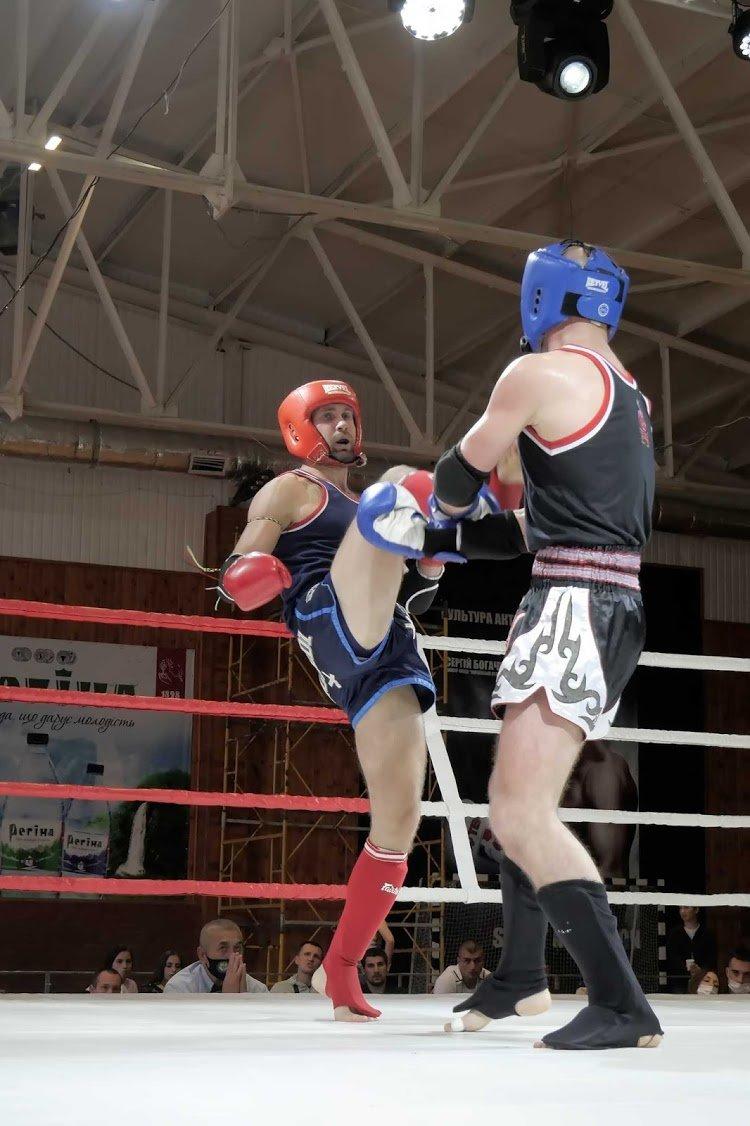 Спортсмени зі Слов'янська взяли срібло і бронзу на чемпіонаті України з таїландського боксу, фото-3