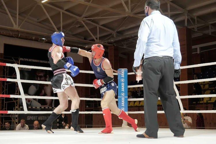 Спортсмени зі Слов'янська взяли срібло і бронзу на чемпіонаті України з таїландського боксу, фото-4