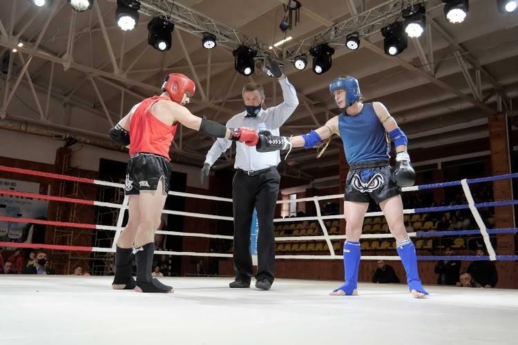 Спортсмени зі Слов'янська взяли срібло і бронзу на чемпіонаті України з таїландського боксу, фото-5