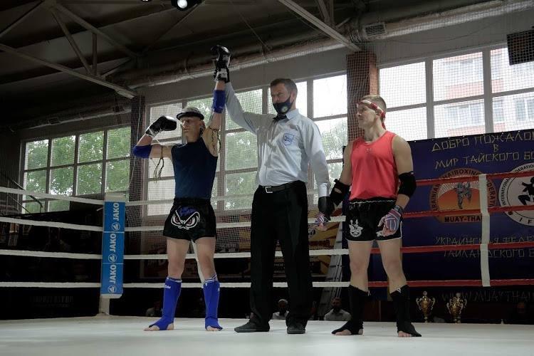 Спортсмени зі Слов'янська взяли срібло і бронзу на чемпіонаті України з таїландського боксу, фото-6