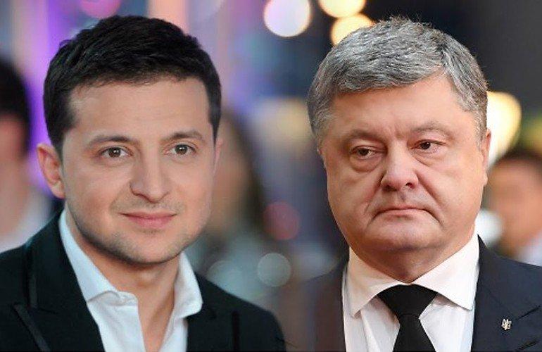 Результаты выборов в Украине по данным экзит-пола